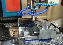 Mecanizado en desbaste
